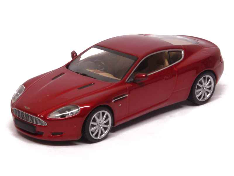 77395 Aston Martin DB9 Coupe 2009