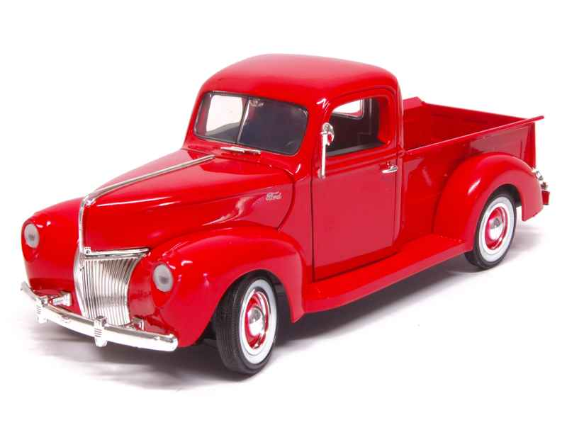 ford pick up 1940 motor max 1 18 autos miniatures tacot. Black Bedroom Furniture Sets. Home Design Ideas