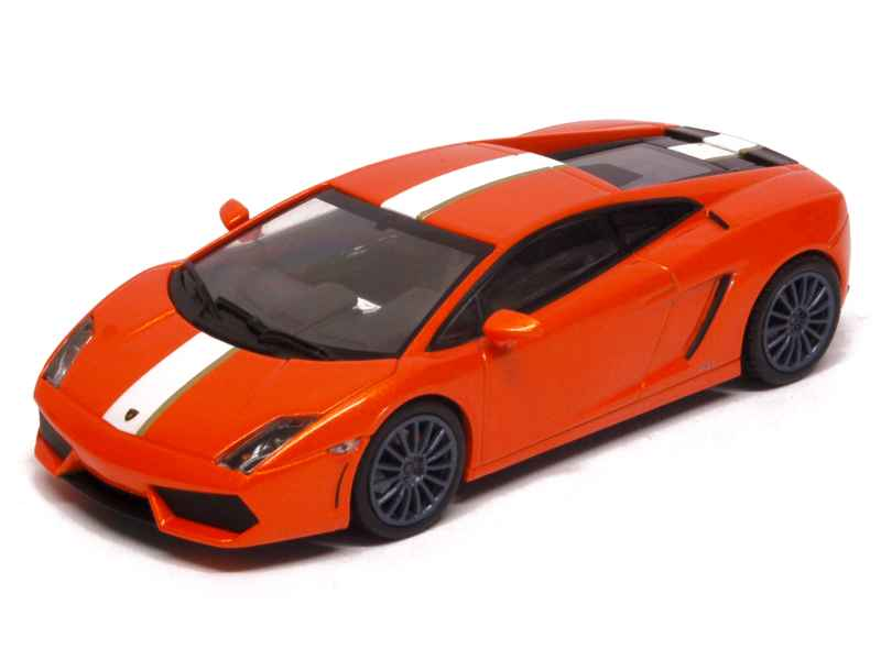 lamborghini gallardo lp 550 2 balboni 2009 minichamps 1 43 autos miniatures tacot. Black Bedroom Furniture Sets. Home Design Ideas