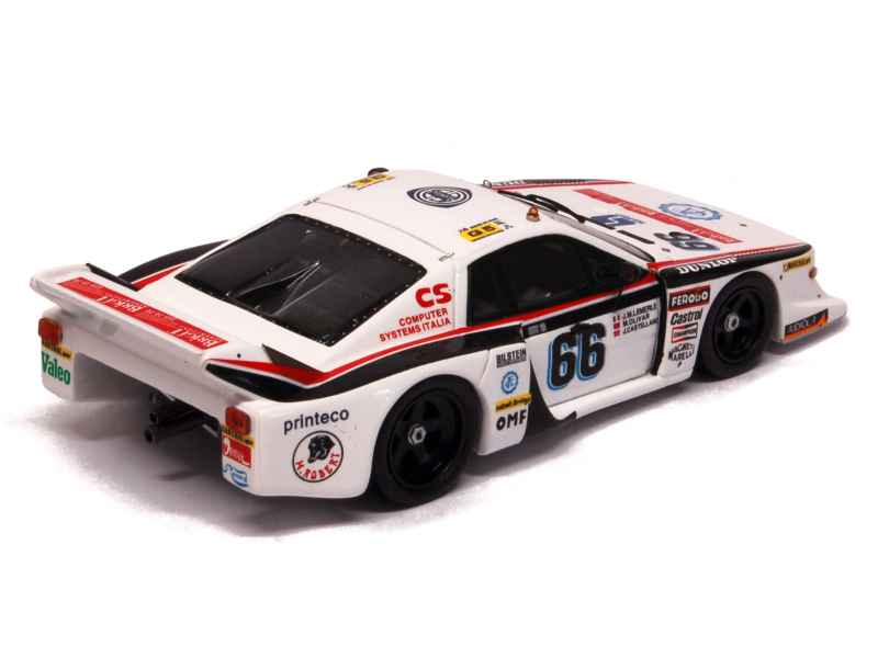 Lancia - Beta Monte Carlo Le Mans 1982 - Spark Models