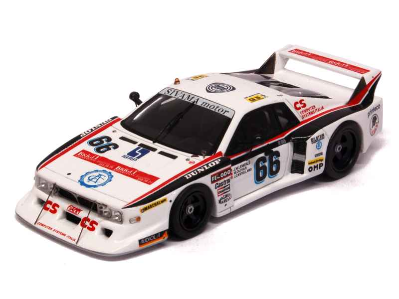 Lancia - Beta Monte Carlo Le Mans 1982 - Spark Model