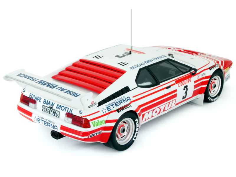 bmw m1 tour de corse 1983 ottomobile 1 18 autos. Black Bedroom Furniture Sets. Home Design Ideas