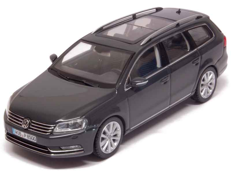 volkswagen passat sw 2011 schuco 1 43 autos miniatures tacot. Black Bedroom Furniture Sets. Home Design Ideas