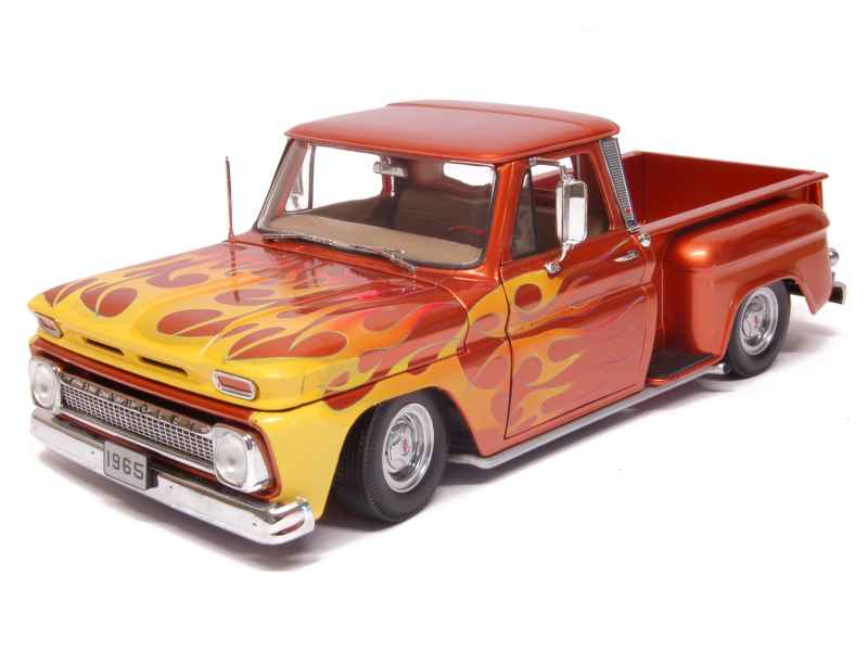 77683 Chevrolet C-10 Pick-Up Stepside Lowrider 1965
