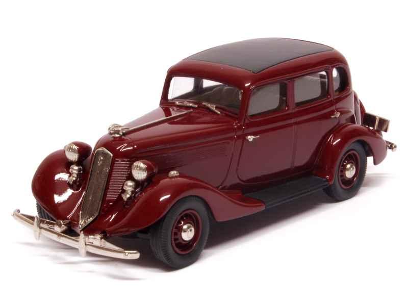 Brooklin - Studebaker Dictator Four Door Sedan 1935 - 1 43