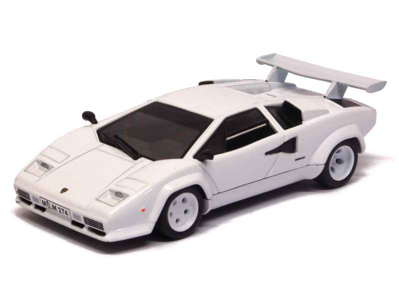 lamborghini countach lp 400s 1978 whitebox 1 43 autos miniatures tacot. Black Bedroom Furniture Sets. Home Design Ideas
