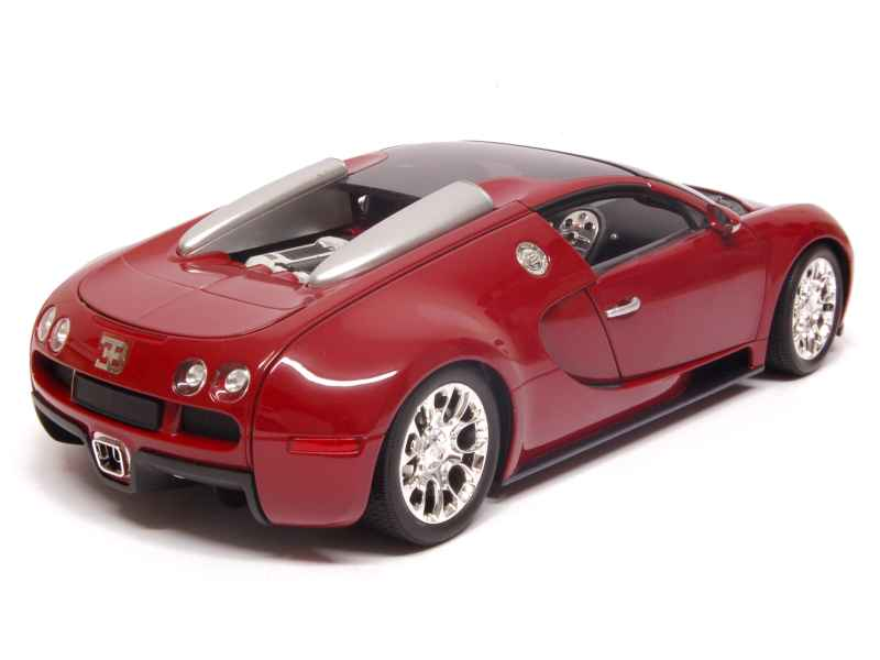bugatti veyron grand sport 2010 minichamps 1 18 autos miniatures tacot. Black Bedroom Furniture Sets. Home Design Ideas