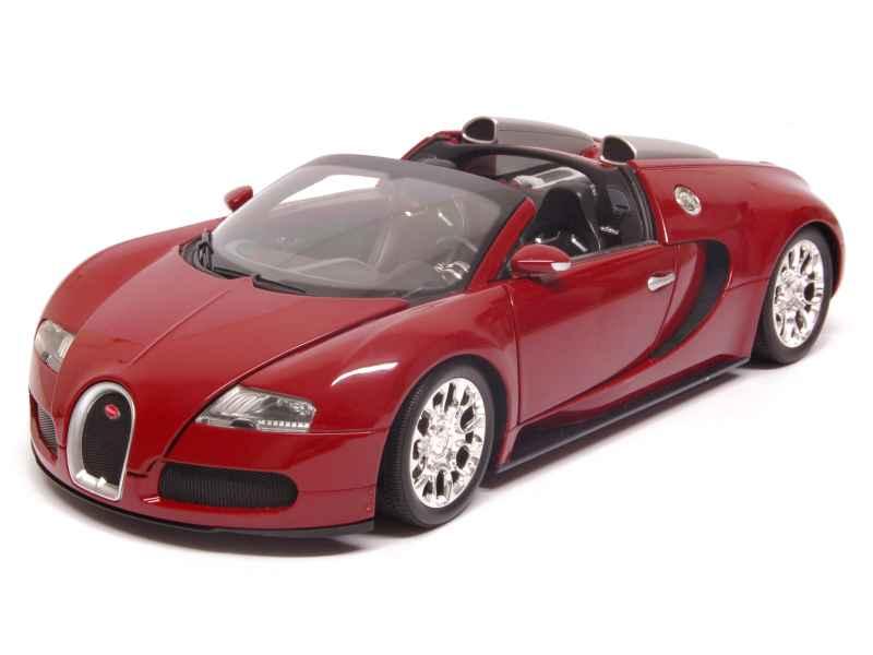 bugatti veyron grand sport 2010 minichamps 1 18. Black Bedroom Furniture Sets. Home Design Ideas
