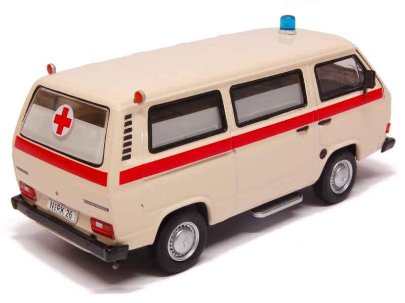 volkswagen combi t3a ambulance premium classixxs 1 43 autos miniatures tacot. Black Bedroom Furniture Sets. Home Design Ideas