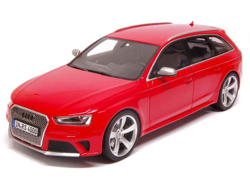 audi rs4 avant 2012 gt spirit 1 18 autos. Black Bedroom Furniture Sets. Home Design Ideas