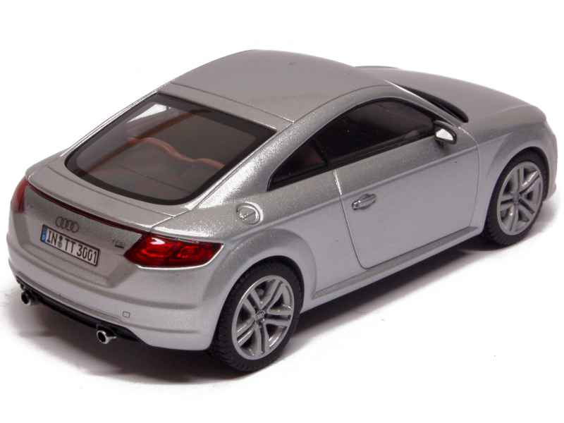 audi tt coup 2014 kyosho 1 43 autos miniatures tacot. Black Bedroom Furniture Sets. Home Design Ideas