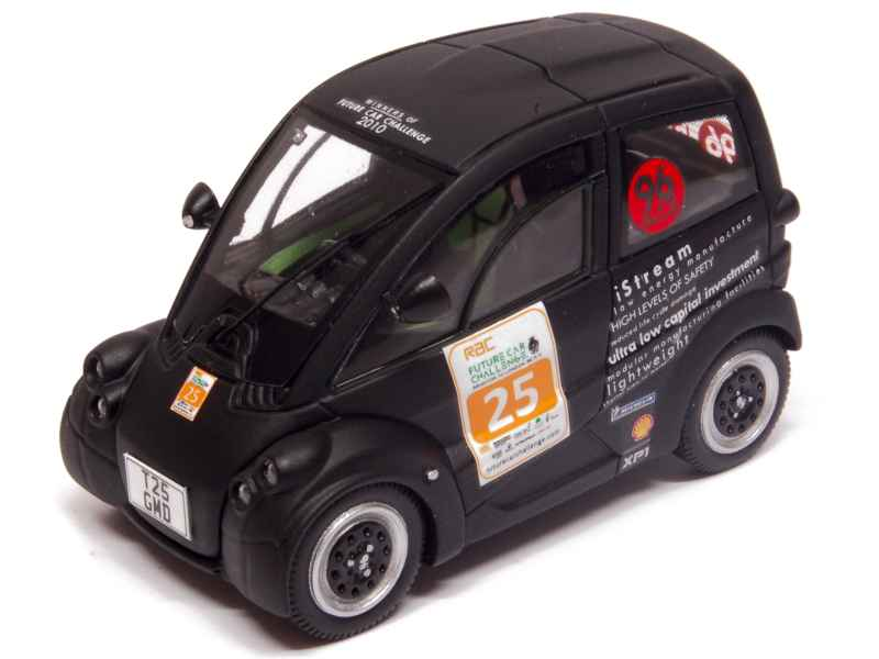 78126 Divers Gordon Murray's T25 City Car 2012
