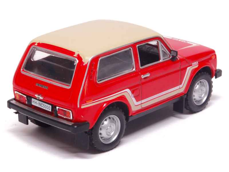 lada niva california 1981 whitebox 1 43 autos. Black Bedroom Furniture Sets. Home Design Ideas