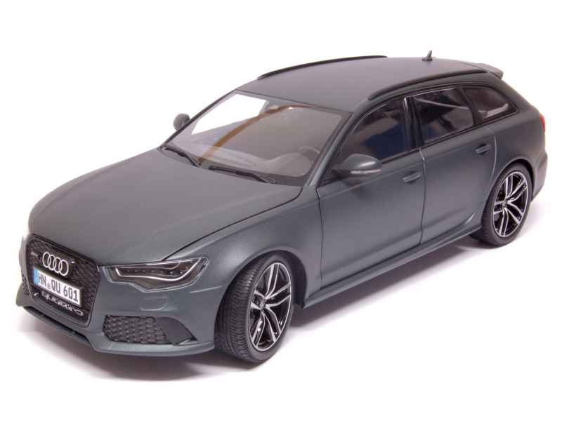 audi rs6 avant 2012 minichamps 1 18 autos. Black Bedroom Furniture Sets. Home Design Ideas