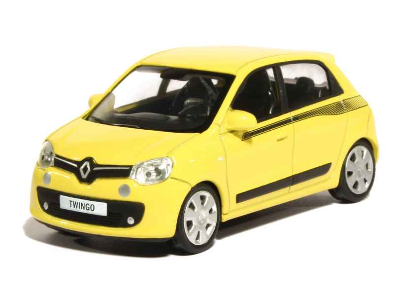 renault twingo iii 2014 norev 1 43 autos miniatures tacot. Black Bedroom Furniture Sets. Home Design Ideas