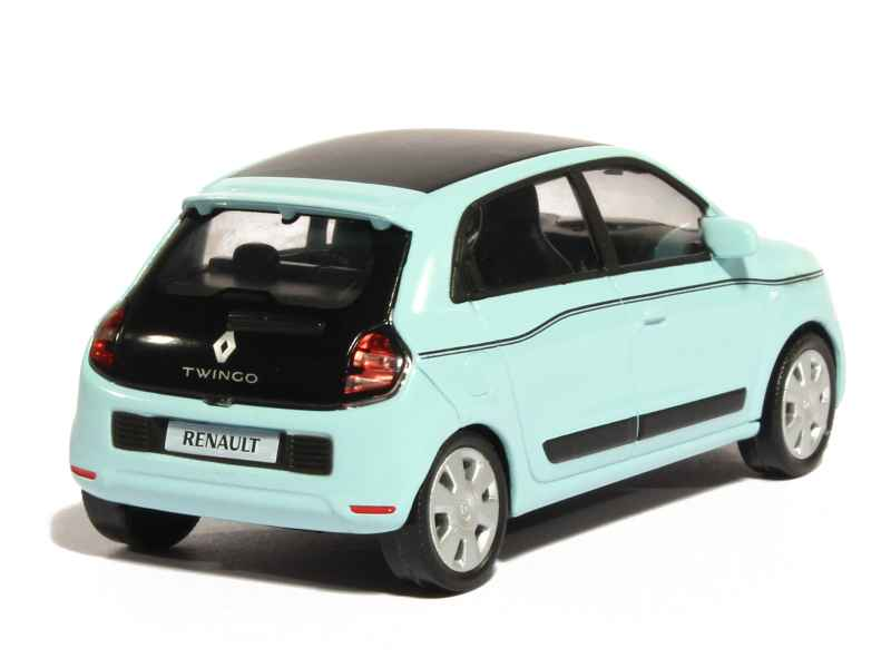 renault twingo iii decouvrable 2014 norev 1 43. Black Bedroom Furniture Sets. Home Design Ideas