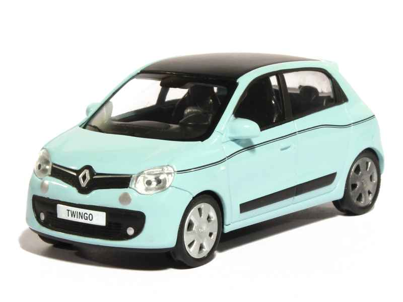 voiture miniature renault twingo 1 43 1 18 autos miniatures tacot. Black Bedroom Furniture Sets. Home Design Ideas