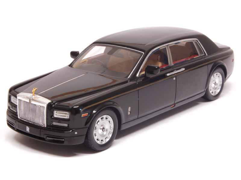 rolls royce phantom sedan ewb 2012 truescale 1 43 autos miniatures tacot. Black Bedroom Furniture Sets. Home Design Ideas