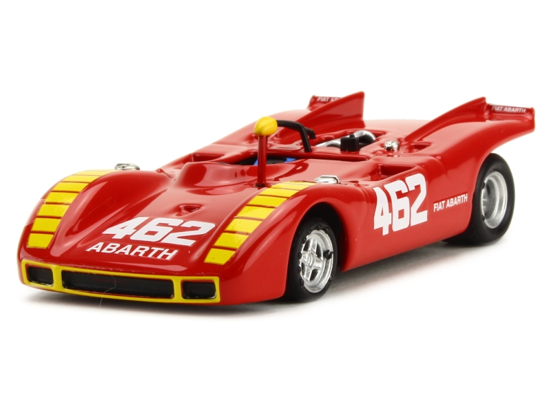 78334 Abarth SP 2000 Sestriere 1970