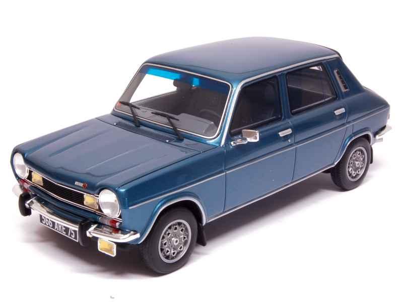 simca 1100 ti 1975 ottomobile 1 18 autos miniatures tacot. Black Bedroom Furniture Sets. Home Design Ideas