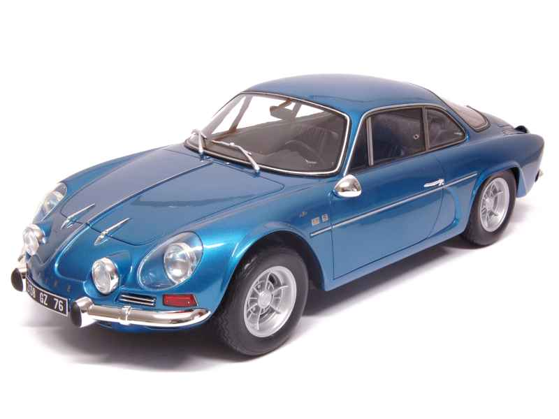 alpine a110 1600 s 1973 ottomobile 1 12 autos miniatures tacot. Black Bedroom Furniture Sets. Home Design Ideas