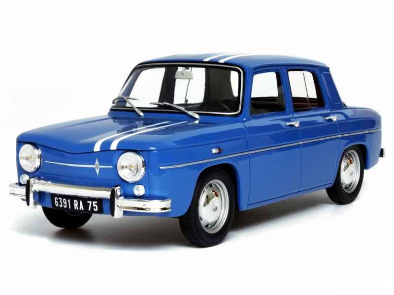 renault r8 gordini 1100 1966 ottomobile 1 18 autos miniatures tacot. Black Bedroom Furniture Sets. Home Design Ideas