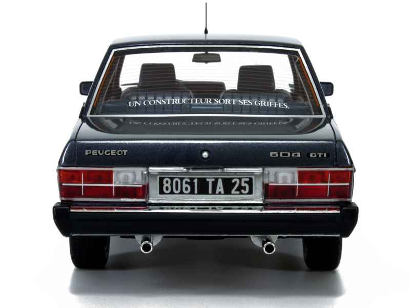 peugeot 604 berline gti 1984 ottomobile 1 18 autos miniatures tacot. Black Bedroom Furniture Sets. Home Design Ideas