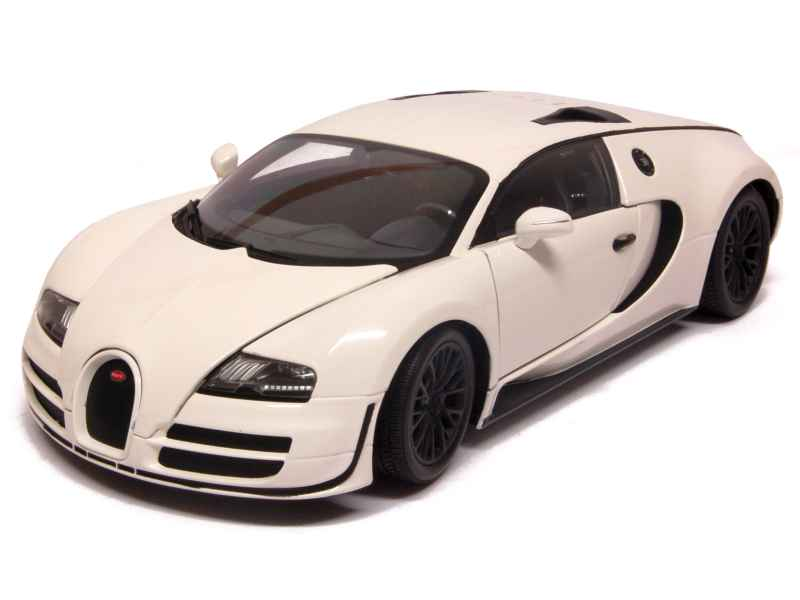 bugatti veyron super sport 2010 minichamps 1 18 autos miniatures tacot. Black Bedroom Furniture Sets. Home Design Ideas