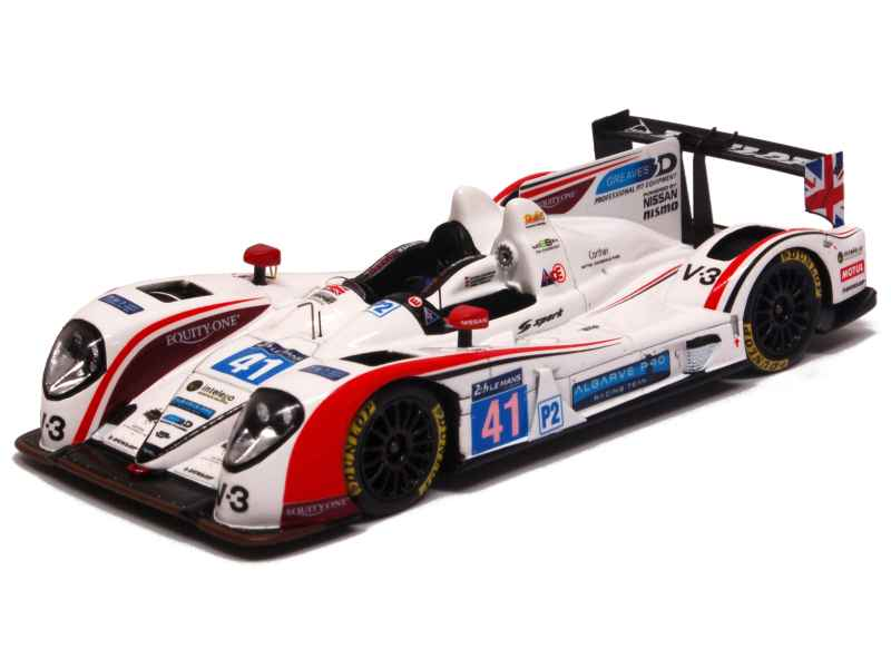 zytek z11sn nissan le mans 2014 spark model 1 43 autos miniatures tacot. Black Bedroom Furniture Sets. Home Design Ideas