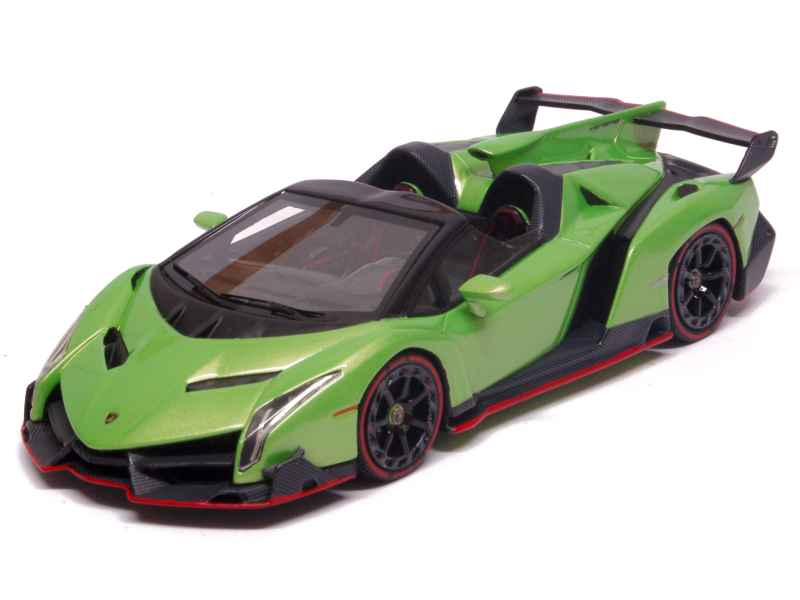 lamborghini veneno roadster 2014 looksmart 1 43 autos miniatures tacot. Black Bedroom Furniture Sets. Home Design Ideas