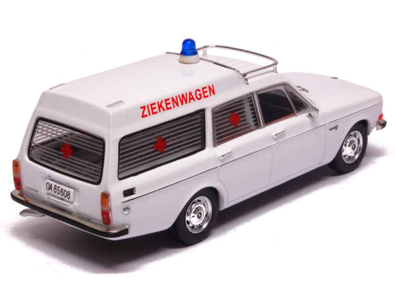 Volvo 145 Express Ambulance 1969 Premium X 1 43