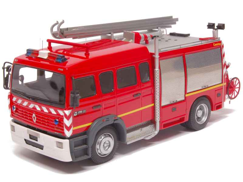 renault g270 manager fpt camiva pompiers royan 2010 alerte 1 43 autos miniatures tacot. Black Bedroom Furniture Sets. Home Design Ideas