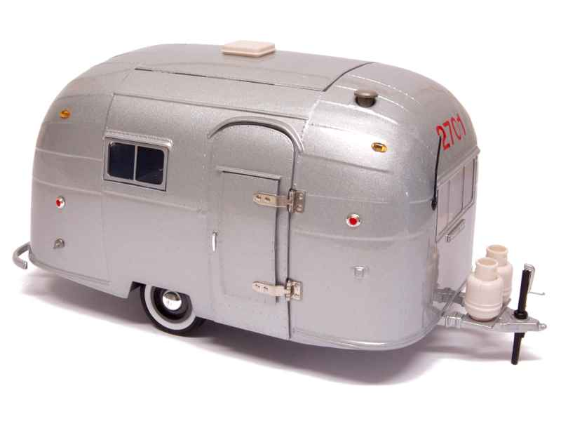 78596 Airstream Streamlined Caravane