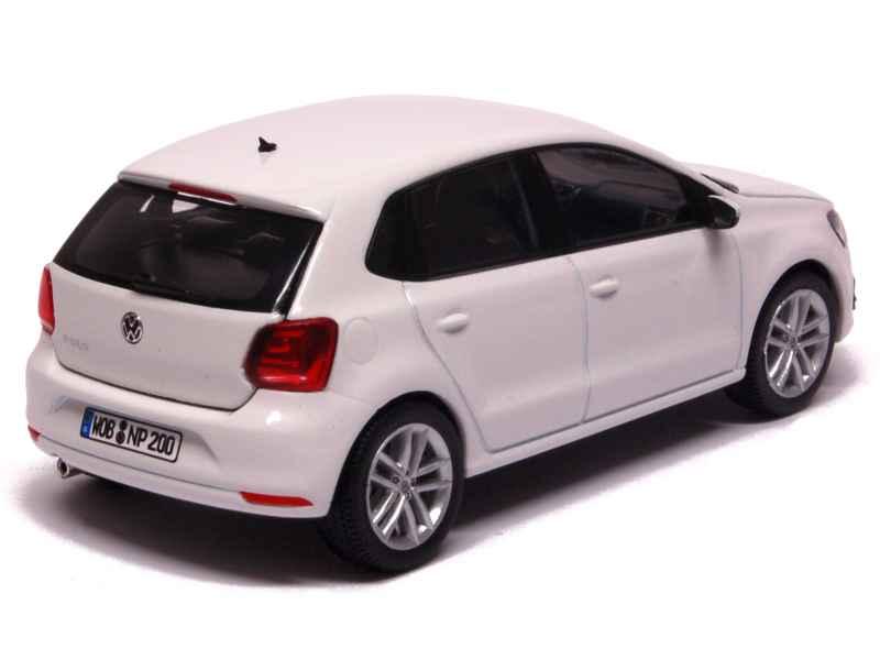 Volkswagen New Polo 5 Doors 2014 Herpa 1 43e 1 43