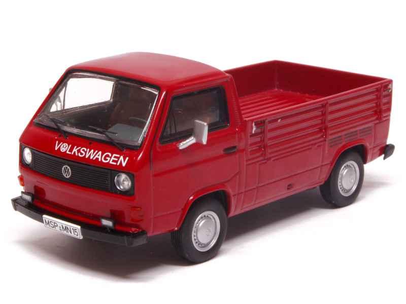 volkswagen combi t3a pick up camping premium classixxs 1 43 autos miniatures tacot. Black Bedroom Furniture Sets. Home Design Ideas