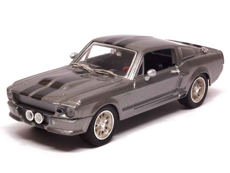 shelby gt 500e eleanor 1967 greenlight 1 43 autos. Black Bedroom Furniture Sets. Home Design Ideas