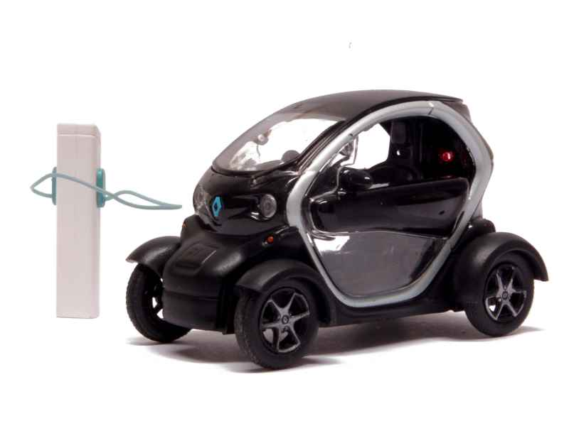 keng fai toys renault twizy 2011 1 43. Black Bedroom Furniture Sets. Home Design Ideas