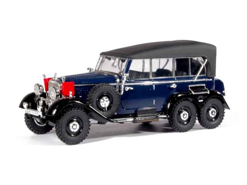 mercedes g4 6x6 cabriolet w31 1938 signature models 1 43 autos miniatures tacot. Black Bedroom Furniture Sets. Home Design Ideas