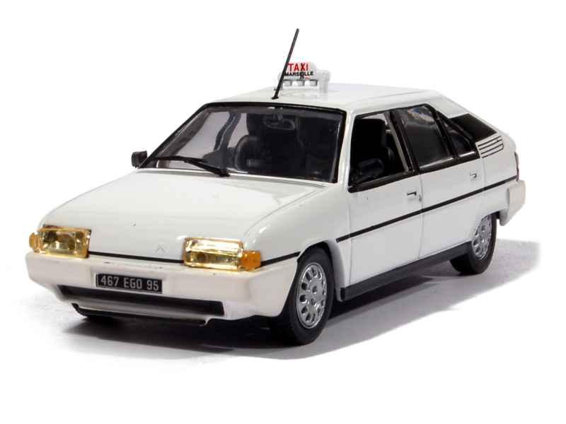 x press al citro n bx 16 trs taxi 1986 1 43 ebay. Black Bedroom Furniture Sets. Home Design Ideas