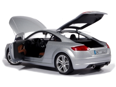 audi tt coup 2014 minichamps 1 18 autos. Black Bedroom Furniture Sets. Home Design Ideas
