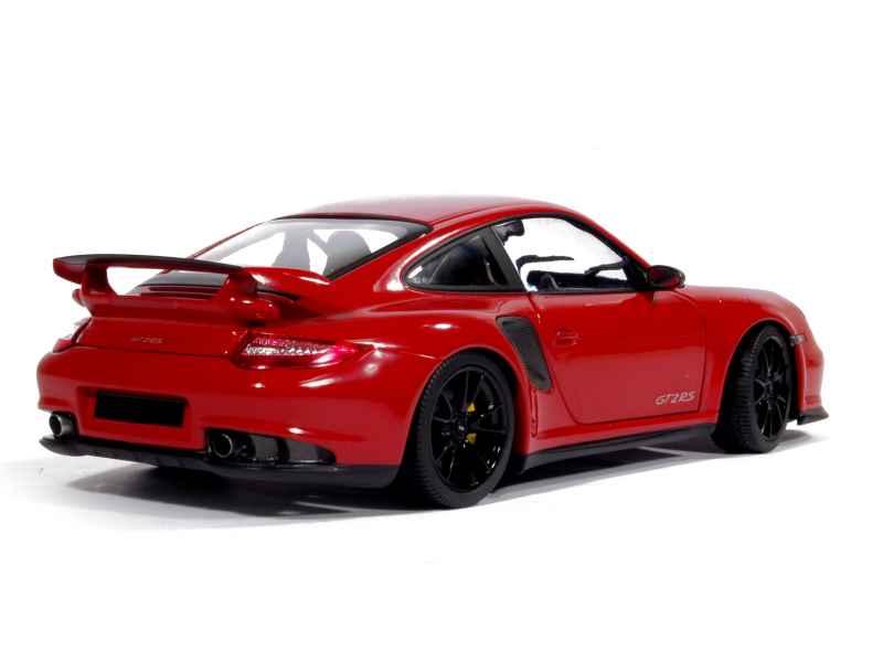porsche 911 997 gt2 rs 2011 minichamps 1 18 autos miniatures tacot. Black Bedroom Furniture Sets. Home Design Ideas