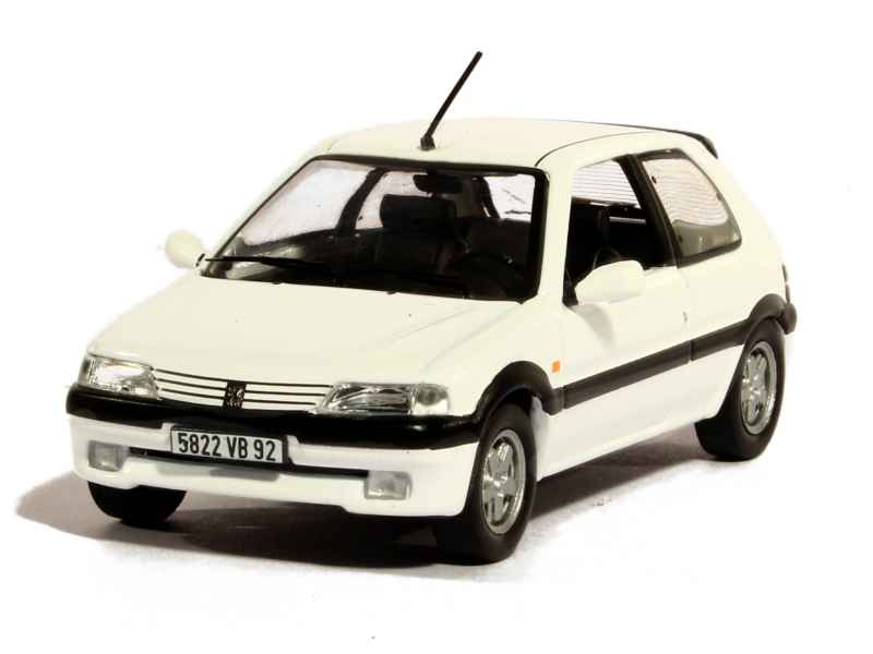 peugeot 106 xsi 1994 odeon 1 43 autos miniatures tacot. Black Bedroom Furniture Sets. Home Design Ideas