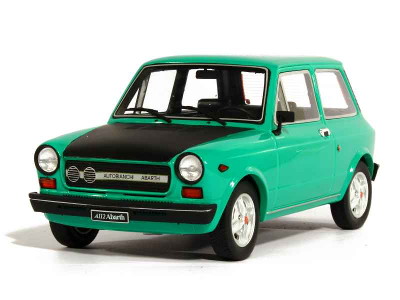 autobianchi a112 abarth 70hp 1974 laudoracing models. Black Bedroom Furniture Sets. Home Design Ideas