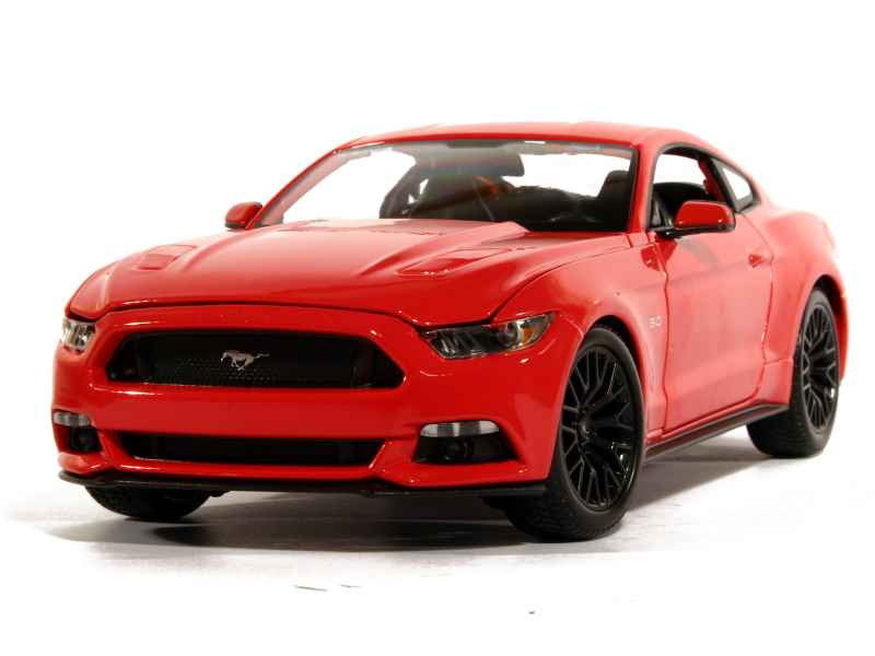 ford mustang 2015 maisto 1 18 autos miniatures tacot. Black Bedroom Furniture Sets. Home Design Ideas