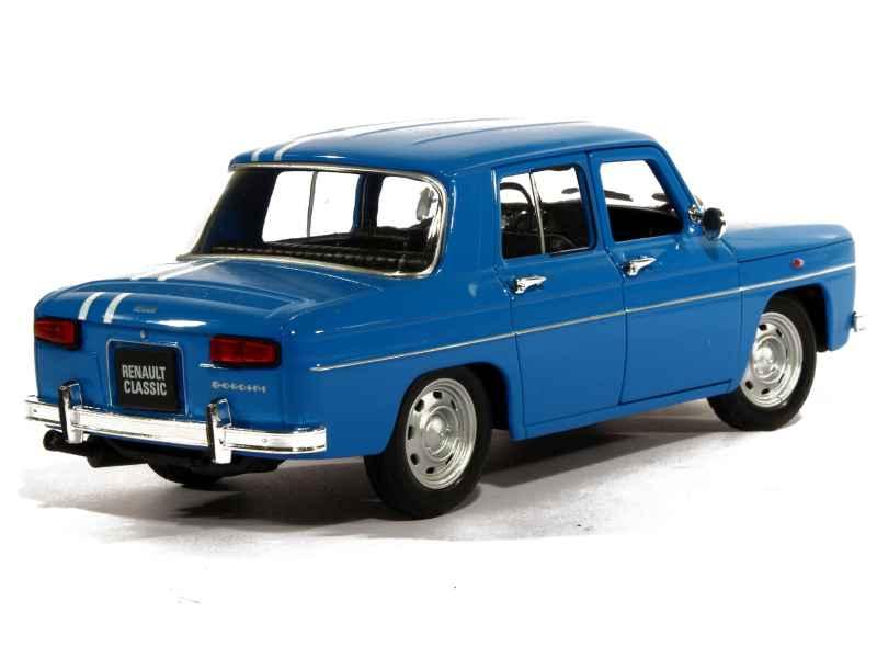 renault r8 gordini 1964 welly 1 24 autos miniatures tacot. Black Bedroom Furniture Sets. Home Design Ideas