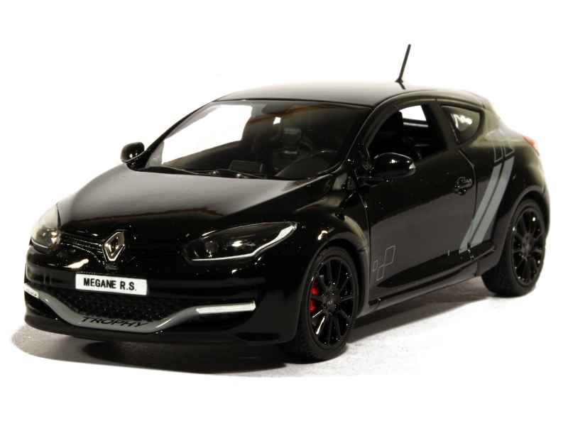 renault megane iii rs trophy r 2014 norev 1 43 autos miniatures tacot. Black Bedroom Furniture Sets. Home Design Ideas