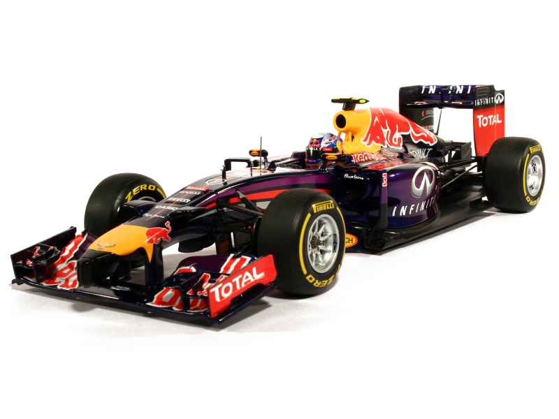 79178 Red Bull RB10 Renault 2014