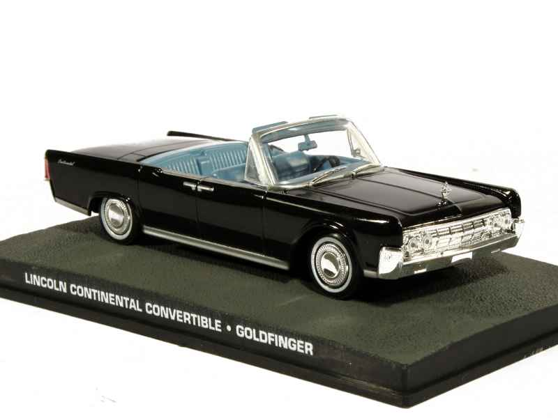 lincoln continental convertible james bond 007 x press f 1 43 autos miniatures tacot. Black Bedroom Furniture Sets. Home Design Ideas
