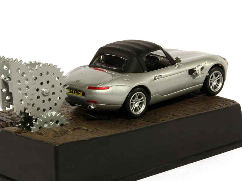 Bmw Z8 E52 James Bond 007 X Press F 1 43 Autos Miniatures Tacot