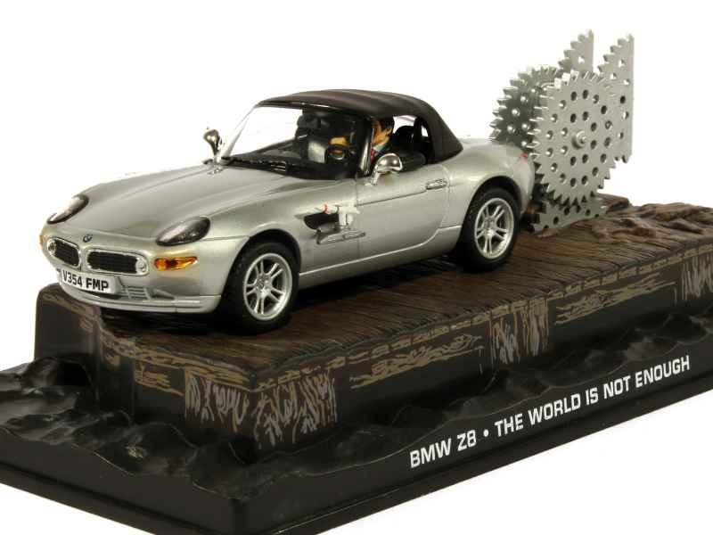 voiture miniature james bond 1:43 & 1:18 - autos miniatures tacot